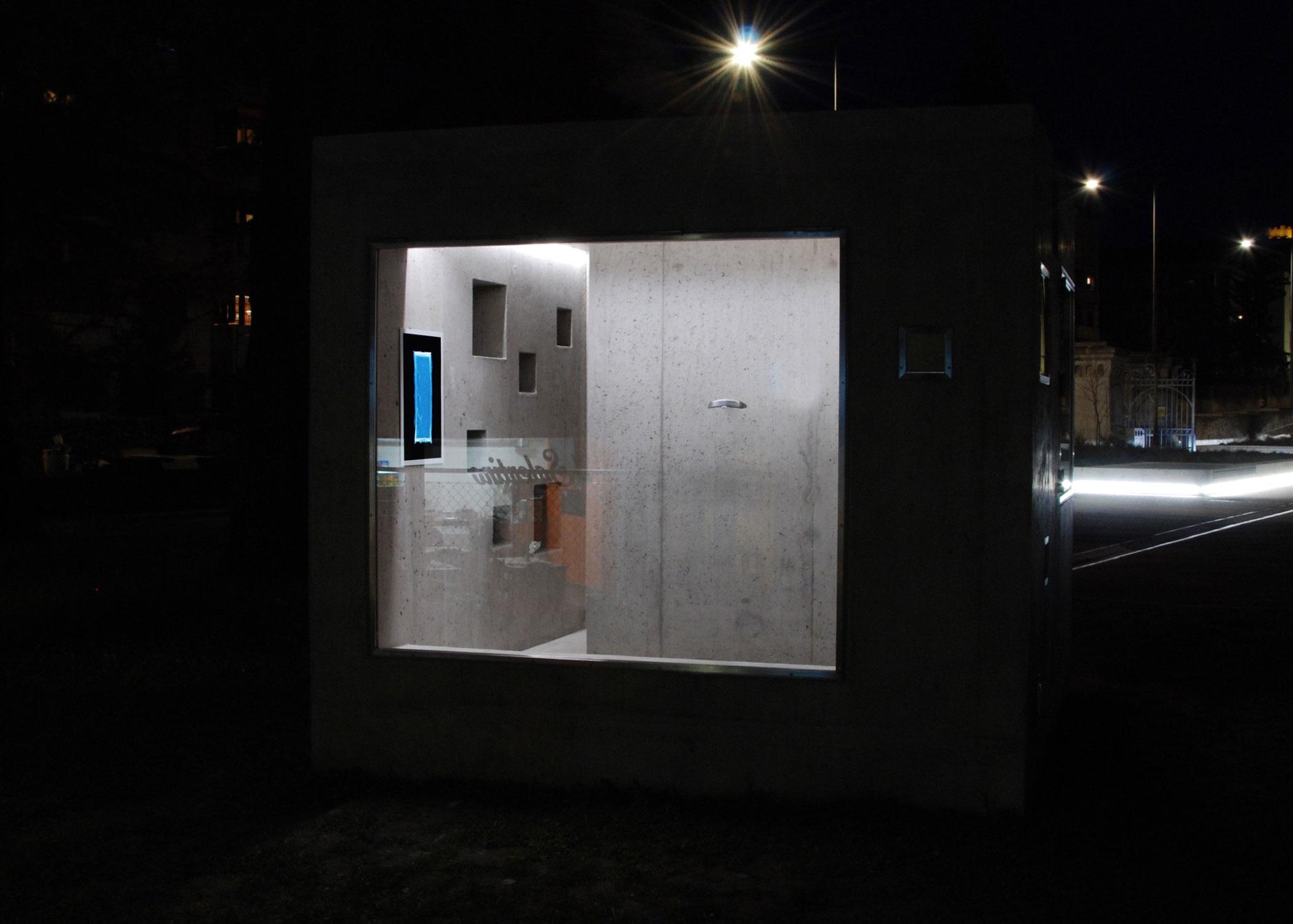 Anouk Tschanz, vue de l'exposition Out of Your Body à Lemme, Sion